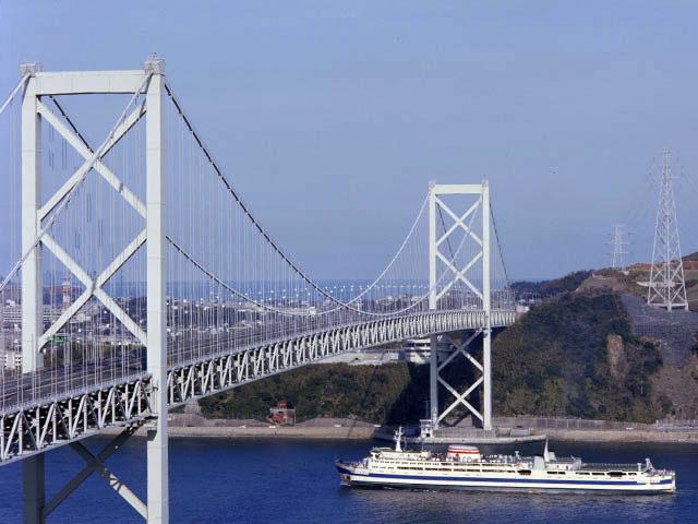 関門橋とは - コトバンク