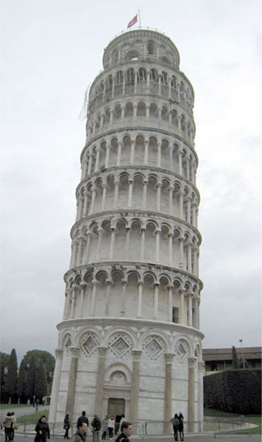ピサの斜塔(ピサノシャトウ)とは...
