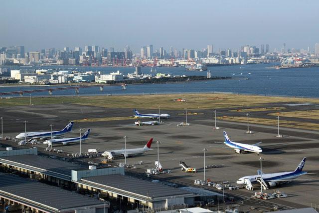 東京国際空港(とうきょうこくさいくうこう)とは - コトバンク