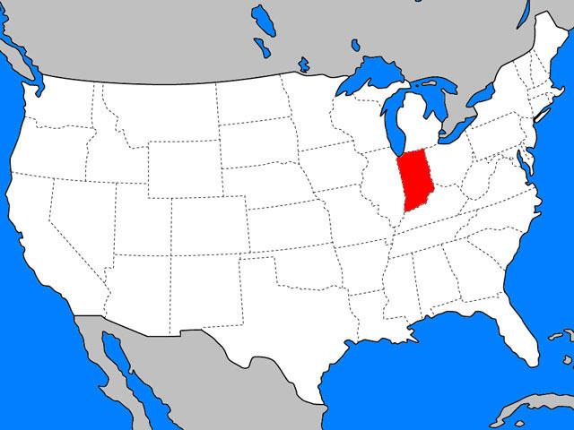 「インディアナ州」の画像検索結果