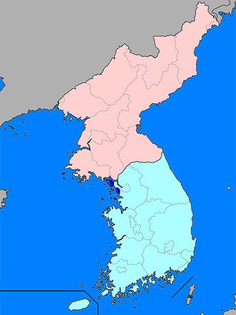 仁川(インチョン)とは - コトバ...