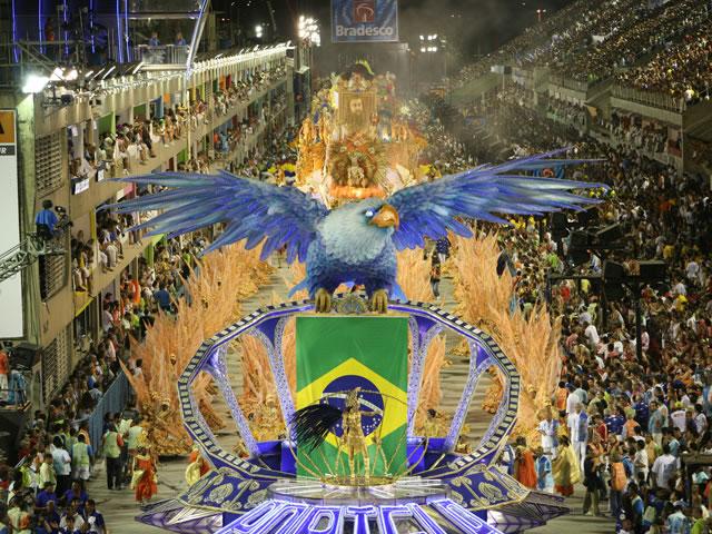 カーニバル(英語表記)carnival