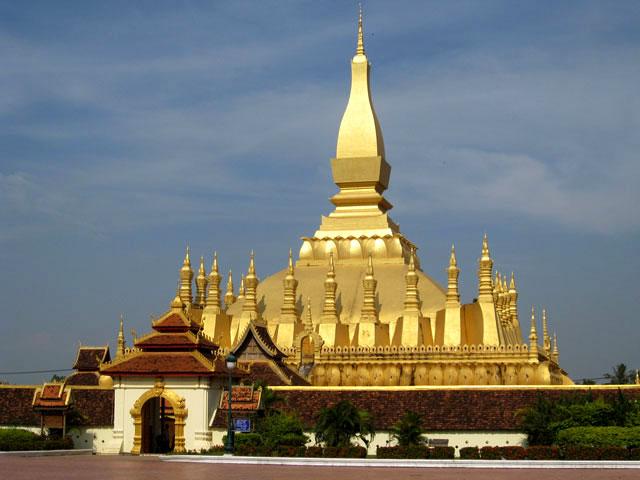 ビエンチャン(英語表記)Vientiane