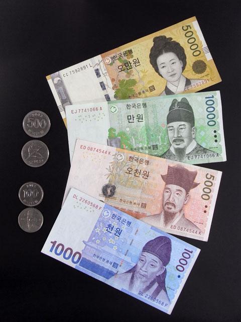 ウォン 通貨保証