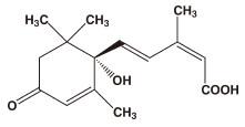 アブシシン酸とは - コトバンク