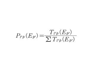 ハウザー‐フェシュバックの理論式(英語表記)Hauser-Feshbach equations
