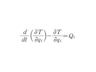 ラグランジュ の 運動 方程式 ラグランジュの運動方程式