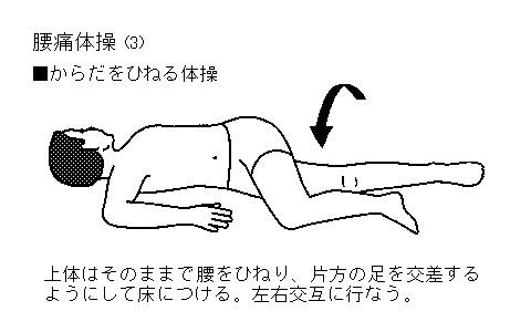 変形性腰椎症(腰部変形性脊椎症...