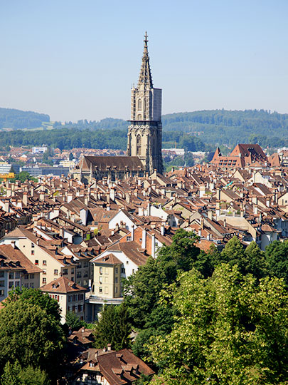 ベルン(英語表記)Bern