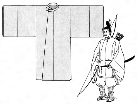 褐衣(かちえ)とは - コトバンク