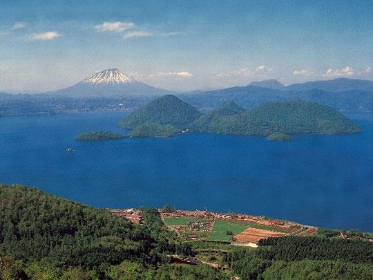 洞爺湖(町)(とうやこ)とは - コトバンク