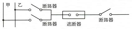 断路器(読み)ダンロキ