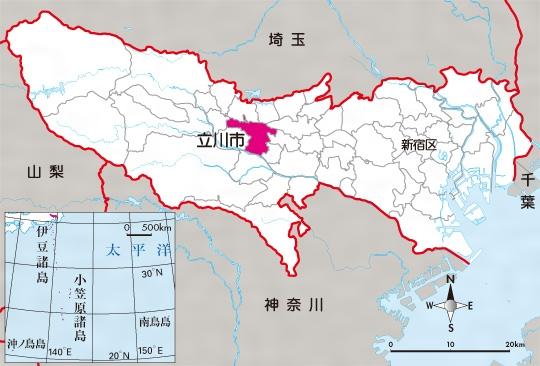 立川(市)(たちかわ)とは - コトバンク