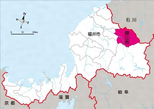 勝山(市)(かつやま)とは - コトバンク
