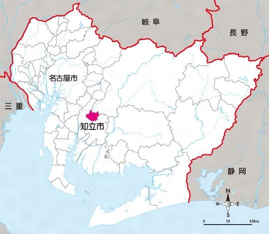 知立(市)(ちりゅう)とは - コトバンク