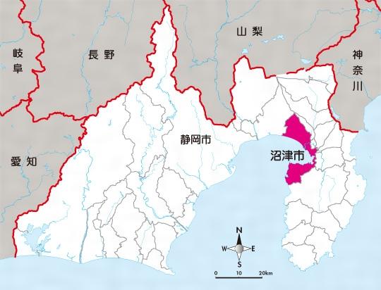 沼津(市)(ぬまづ)とは - コトバンク