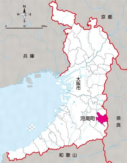 河南(町)(かなん)とは - コトバンク