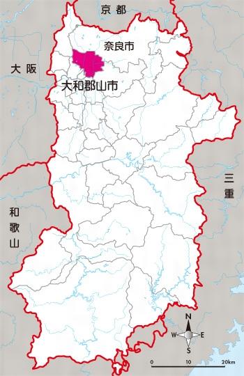 大和郡山(市)(やまとこおりやま)とは - コトバンク