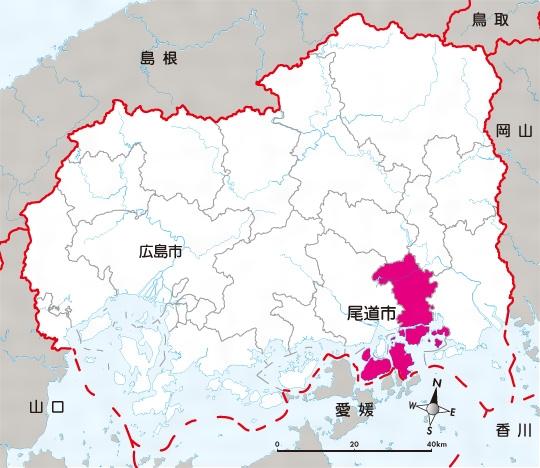 尾道(市)(おのみち)とは - コトバンク