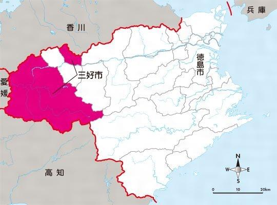 三好(市)(みよし)とは - コトバンク