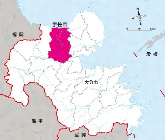 宇佐(市)(うさ)とは - コトバンク