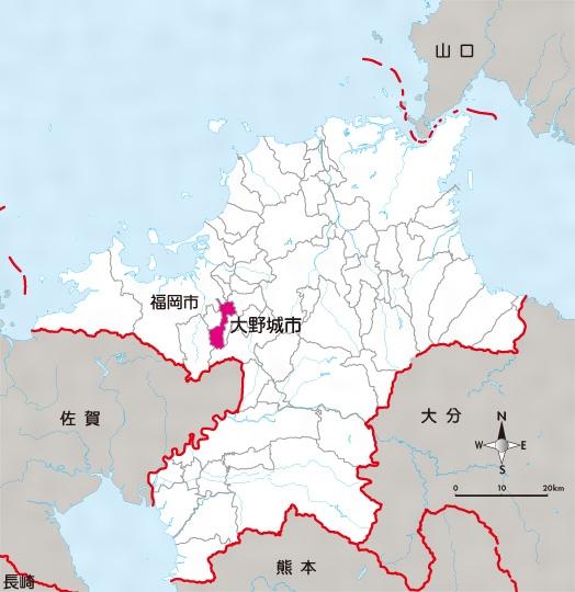 大野城(市)(おおのじょう)とは - コトバンク