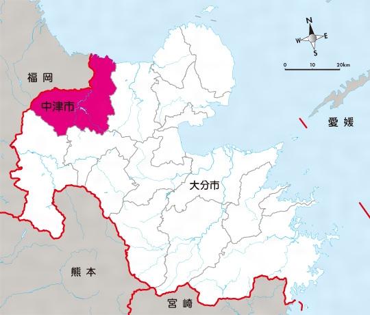 中津(市)(なかつ)とは - コトバンク