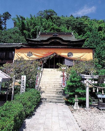 都久夫須麻神社(つくぶすまじ ...