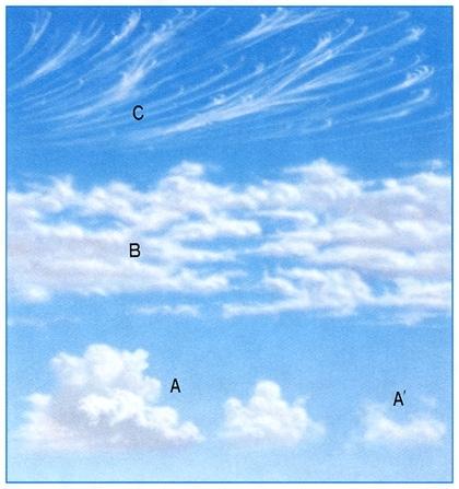 雲(くも)とは - コトバンク