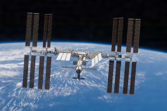 国際宇宙ステーション(読み)こくさいうちゅうステーション(英語表記)International Space Station; ISS